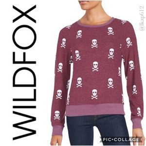 NWOT Wildfox Outlaw's Daughter Sweatshirt